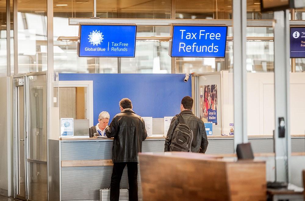 Tax refund - Oslo Airport - Avinor