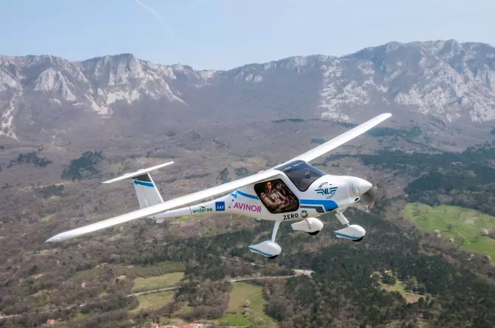 reputable site 16f38 172ea Norway's first electric aircraft is soon here - Avinor